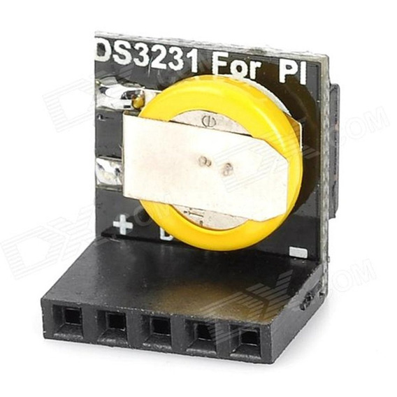 Ds3231 Rtc De Alta Precisión Raspberry Pi