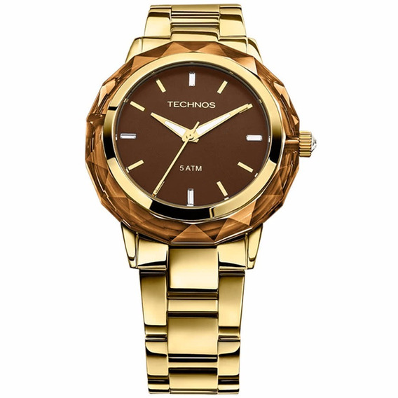 Relógio Technos Feminino Elegance 2035mcm/4m