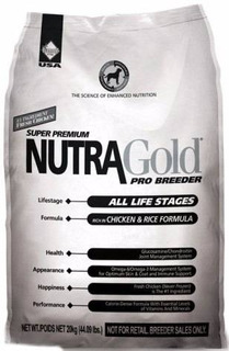 Nutra Gold Breeder 20 Kg Con Despacho* Tm