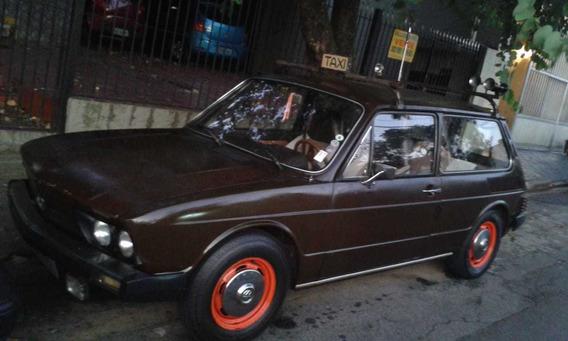 Volkswagen Brasilia 1600 2p