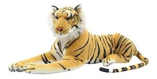 Tagln Grandes Animales De Peluche Tigre Juguetes De Peluche