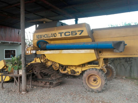 Cosechadora New Holland Remate