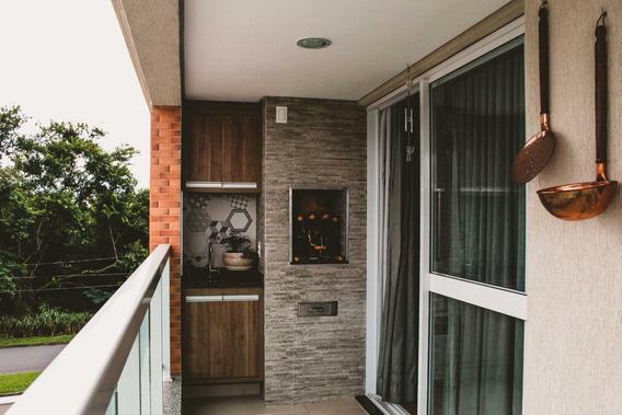 Apartamento Com 3 Dormitórios À Venda, 104 M² Por R$ 668.000 - Urbanova - São José Dos Campos/sp - Ap5384