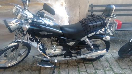 Moto Mvk  Blak Star 150cc