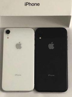iPhone Xr 64gb, Novo, Cores Branco E Preto