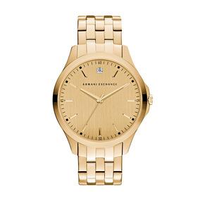 Relógio Armani Exchange Slim Gold Ax2167
