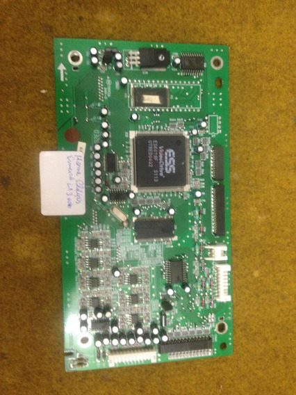 Placa Principal Home Philips Lx3000