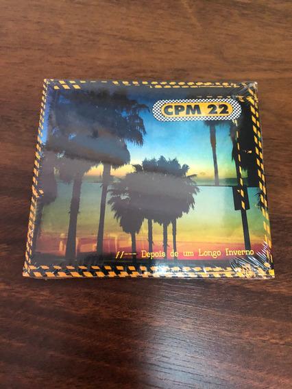 Cd Cpm 22 - Depois De Um Longo Inverno - 2011 - (lacrado)