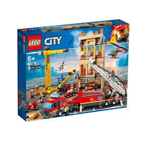 Lego City Downtown Fire Brigade