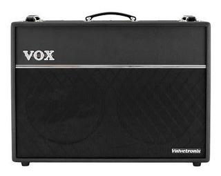 Amplificador Vox Valvetronix Vt 120+, Mas Footswich Vox Vfs5