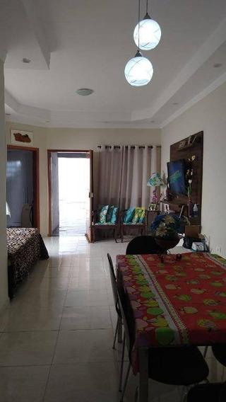 Casa Com 3 Dormitórios À Venda Por R$ 390.000 - Parque Universitário - Americana/sp - Ca0477