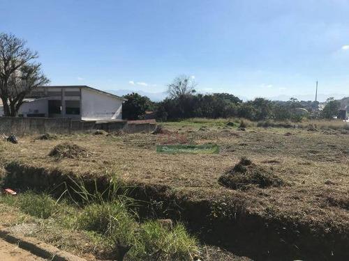 Terreno À Venda, 1278 M² Por R$ 550.000 - Campinho - Guaratinguetá/sp - Te1628