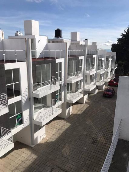 Casa En Renta Calle La Palma, San Bartolo Ameyalco