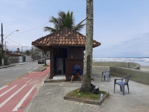Quiosque Em Mongaguá - 6282 - 69274219
