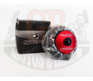 Caixa De Direção Gios Vermelho - Gi902 Semi Integrada