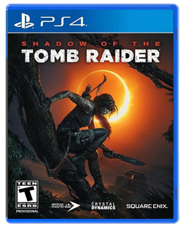Shadow Of The Tomb Raider Ps4 Disponible