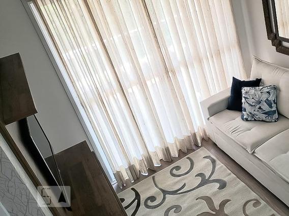 Apartamento Para Aluguel - Santa Cecília, 1 Quarto, 43 - 893074496