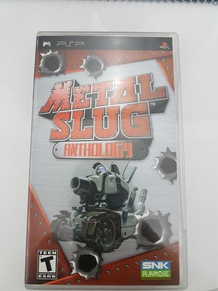 Metal Slug Antholigy Psp