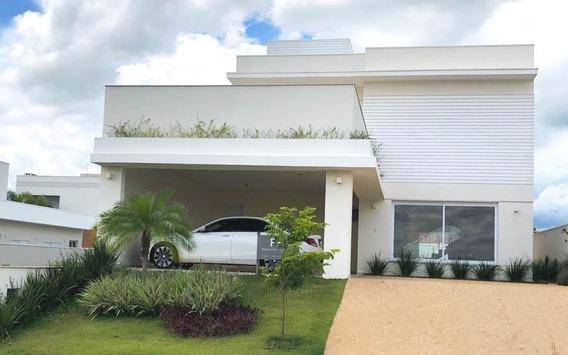 Casa Em Condomínio Em São João Da Boa Vista, Cercado De Muito Verde E Da Serra Da Mantiqueira. - Ca00424 - 33581231