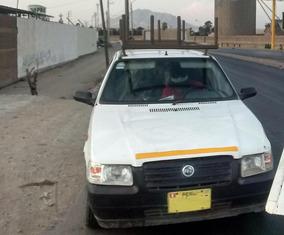 Fiat Uno Año 2008 - Motivo Viaje- 2 Asientos-panel Carga