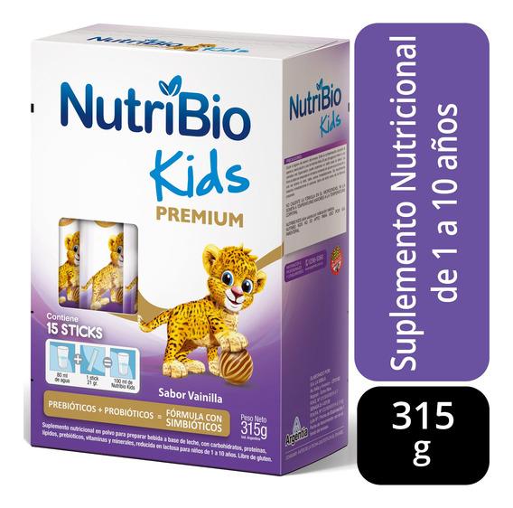 Nutribio Kids Suplemento Nutricional 1 A 10 Años Sticks