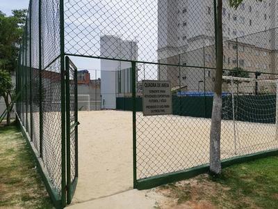 Apartamento Em Vila Curuçá, São Paulo/sp De 44m² 2 Quartos À Venda Por R$ 250.000,00 - Ap233156