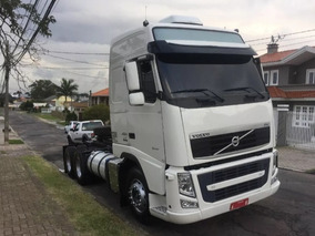 Volvo Fh 460 2012 6x2 Globetrotter