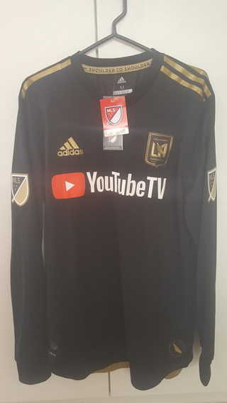 Camiseta O Jersey Original Los Ángeles Football Club Mls