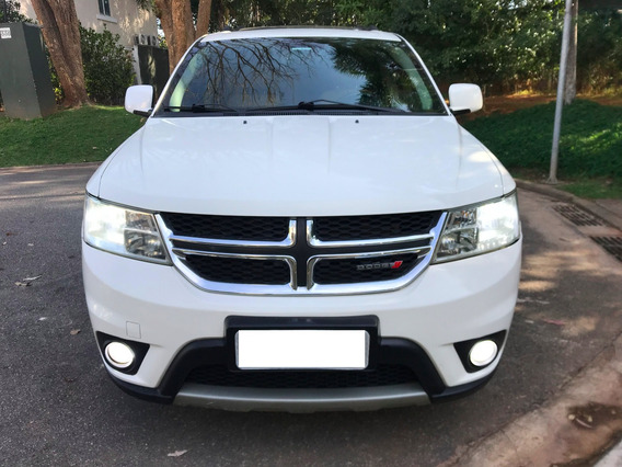 Dodge Journey R/t 3.6 2012, Multimidia 8.4, Rodas 19, Teto