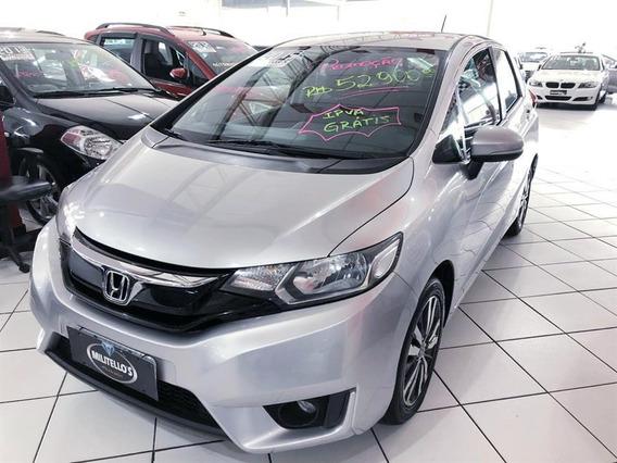 Honda Fit Ex 2015 Automatico