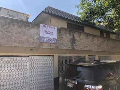 Casa En Venta Ideal Para Oficina Con Permiso Vigente En Iztapalapa