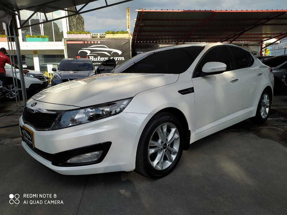 Kia Optima 2014 Triptonico 2.4