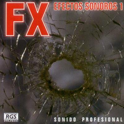 Cd Fx Vol.1 Efectos Interpretes Varios