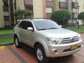 Toyota Fortuner 4x4