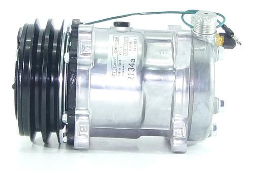 Compresor Aire Acondicionado Alt Sd 508 2a O´ring Sup 24v