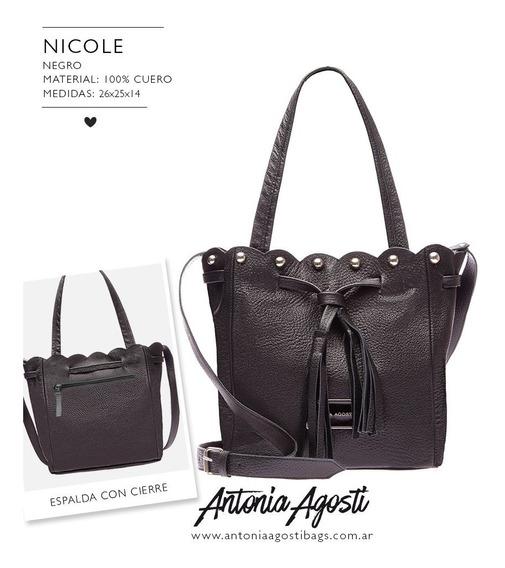 Cartera Nicole Antonia Agosti