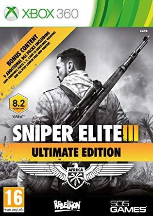 Jogos Mídia Digital Xbox 360 ( Xygames ) Sniper Elite 3