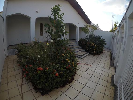Casa Com 4 Dormitórios Para Alugar, 200 M² Por R$ 1.900,00/mês - Vila Nossa Senhora De Fátima - Americana/sp - Ca0699