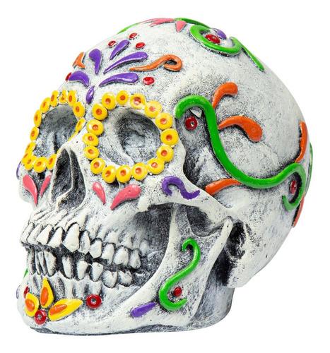 Imagen 1 de 1 de Decorativo De Látex Calavera Skull Catrina Calaverita