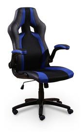 Cadeira Racing Gamer Com Descansos Para Braço Móveis - 8-106