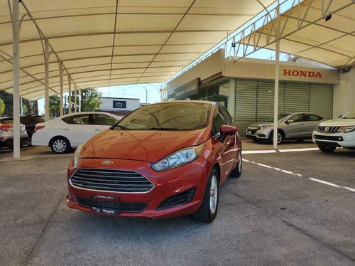 Imagen 1 de 15 de Ford Fiesta 2017 4p Se L4/1.6 Man