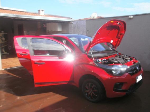 Fiat Mobi Easy Ano 2018 (unico Dono)