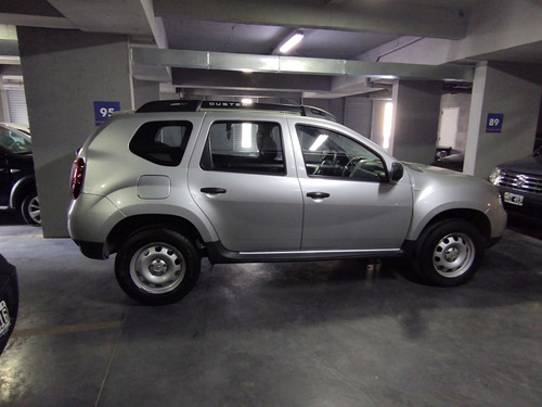 Renault Duster Fase Ii Expression 1.6 2017 C/gnc (ab680nl)