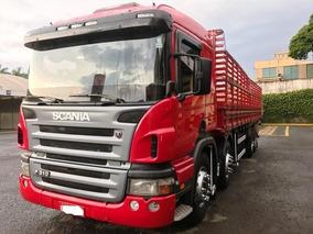 Scania A 112 310 Bitruk Com Carroceria Ano 2011
