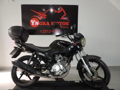Yamaha Ybr 125 Factor Ed 2016 Linda
