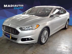 Ford Fusion Titanium 2.0 T Sedan Aut. 2016
