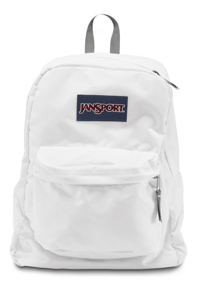 Mochila Jansport Superbreak White