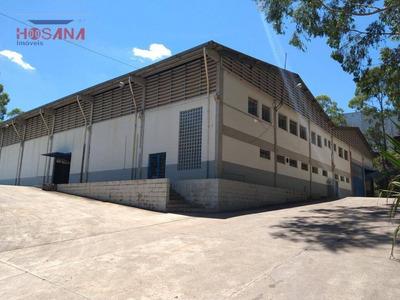 Galpão Industrial, Área Zup 1 Em Caieiras - Ga0020