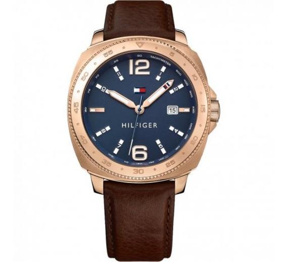 Relógio Tommy Hilfiger 1791431 Original - Couro\casual