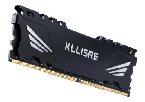 Imagem 1 de 4 de  Memória Gamer Kllisre Ddr3 8gb/1600mhz Pc3-12800 100% Testa